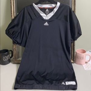 Adidas mesh practice jersey scorch size L